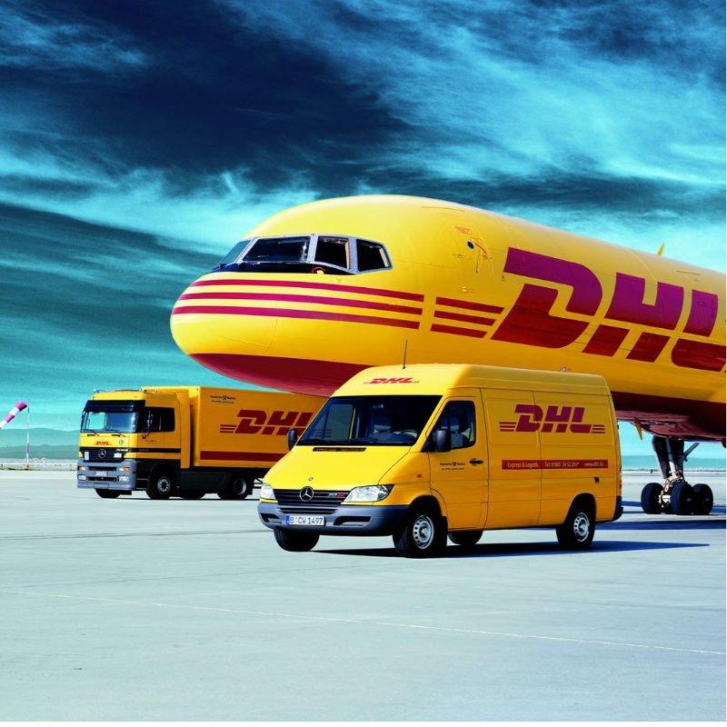 صورة شركة دي إتش إل DHL