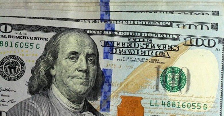 صورة هبوط بسعر الدولار عالميا مع تحسن الثقه بسوق الأسهم