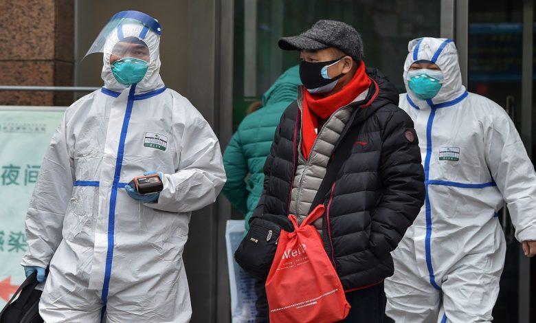 صورة مشفى المواساة / اصابات كورونا ارتفعت ثلاث أضعاف