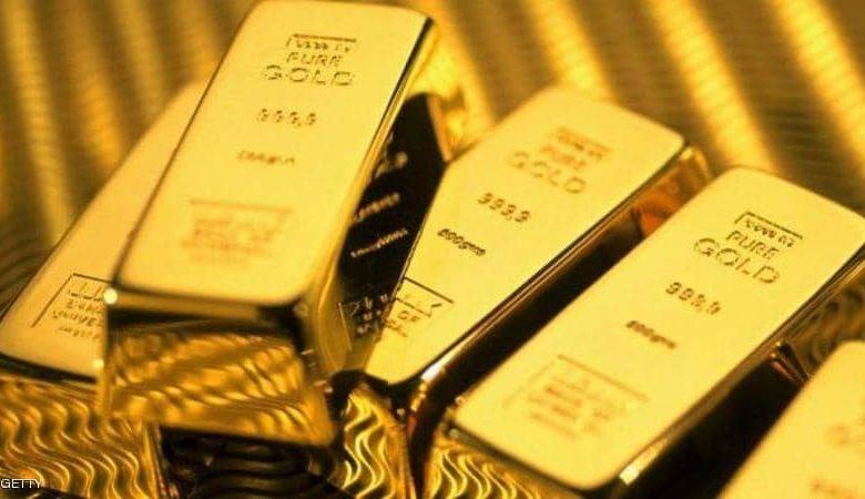 صورة ارتفاع سعر الذهب مدعوما بهبوط الدولار _ الاثنين  21/9/2020