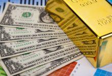 صورة تسارع في وتيرة هبوط الدولار والذهب _  السبت  28/11/2020