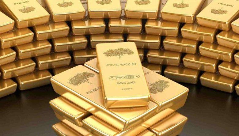 صورة بعد الضربه القاضيه التي تلقاها الذهب بنهاية يوم أمس يعود مجددا