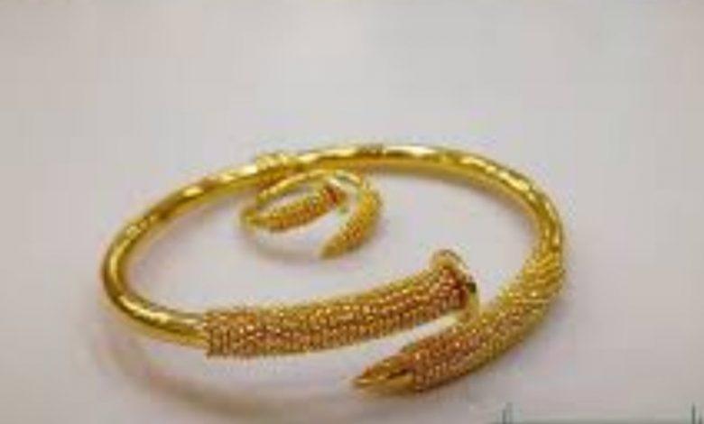 صورة ارتفاع  4000 ليره سوري بسعر غرام الذهب _ الاثنين 3/5/2021
