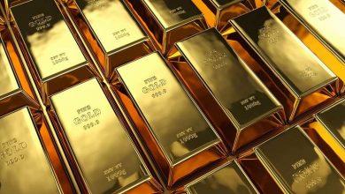 صورة بارتفاع الدولار الذهب يئن وينهار _ الثلاثاء 28/9/2021