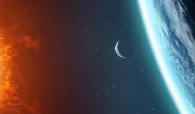 صورة رياح شمسيه بسرعه اكثر من مليون كم / سا تضرب الأرض نهاية هذا الاسبوع