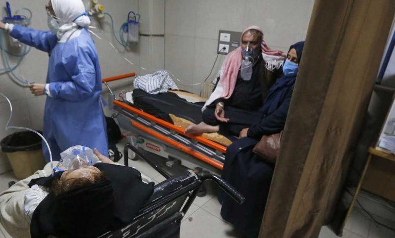 صورة 80 اصابة كورونا في مدينة اللاذقية ليوم امس الثلاثاء  28:/9/2021