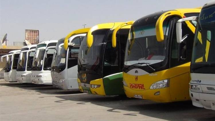 صورة دمشق / قرار بتعديل تسعيرة نقل الركاب من دمشق الى بقية المحافظات
